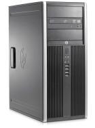 HP Compaq 8200 Elite Convertible Minitower i5-2500 (4x3.2GHz) 240GB SSD (Gebraucht) 16GB BluRay Laufwerk