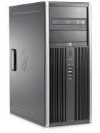 HP Compaq 8200 Elite Convertible Minitower i7-2600 (4x3.4GHz) 240GB SSD (Gebraucht) 8GB DVD Brenner