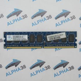 Nanya 2GB DDR2-800 PC2-6400 NT2GT72U8PD0BY-AD
