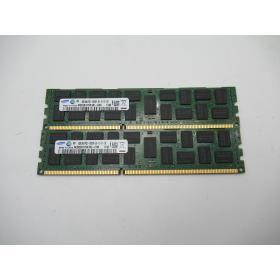 Samsung 16 GB (2x 8 GB) DDR3-1333 PC3-10600R M393B1K70CH0-CH9 CL9 1,5V