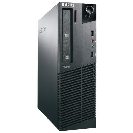 Lenovo Thinkcentre M81 SFF Intel Core i3-2100 (2x3.1GHz) 8GB DDR3 240GB SSD (Neuware) kein Laufwerk