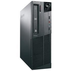 Lenovo Thinkcentre M81 SFF Intel Core i3-2100 (2x3.1GHz) 16GB DDR3 500GB SSD (Neuware) kein Laufwerk