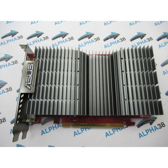 Asus ATI EAH3650 SILENT 512 MB GDDR2 PCIe 2x DVI 1x S-Video