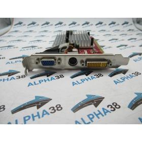 ASUS ATI EAH 3450 256MB  PCIe 1x VGA 1x SV 1x DVI