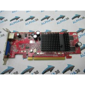 MSI ATI Radeon RX 300 SE 128MB  PCIe 1x VGA 1x SV