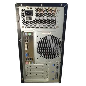 Hyundai-iTMC Pentino G-Series Tower Intel Core i3-2130 (2x3.4GHz) 8 GB DDR3 120GB (Gebraucht) kein Laufwerk