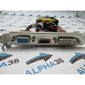 Colorful Nvidia GeForce G 210 512 MB GDDR2 PCIe 1x VGA 1x HDMI 1x DVI
