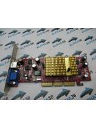 MSI Nvidia GeForce FX 5200 128MB GDDR AGP 1x VGA 1x SV