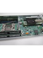 SuperMicro X10DRT-P ohne CPU 64GB (8x 8GB) DDR4 PC4-2133P RAM Mellanox CX353A ConnectX + Riser Card