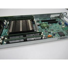 SuperMicro X10DRT-P 2x Xeon E5-2680 v3 64GB (8x 8GB) DDR4 PC4-2133P RAM ohne Netzwerkkarte