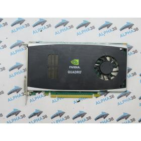 Nvidia Nvidia Quadro FX 1800 768 MB GDDR3 PCIe 2x Displayport DVI