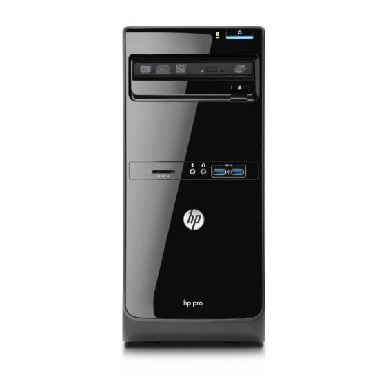 HP Pro 3500 Intel Core i3-2120 8 GB 120 GB SSD (Neuware) DVD Brenner
