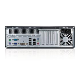 Fujitsu Esprimo E3721 SFF Intel Core i3-550 16 GB 500 GB SSD (Neuware) DVD Laufwerk