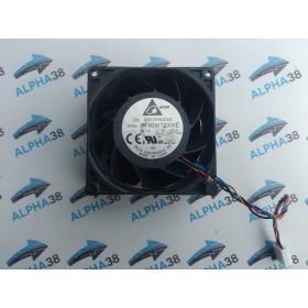 PFR0812XHE DC-Lüfter DC Axial Fan 80x38mm 12VDC Serverlüfter 13300 RPM