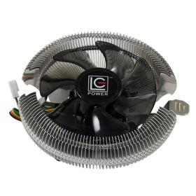 CPU Kühler LC-CC-94 Intel LGA 80W 115mm thermocontrol