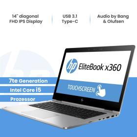HP EliteBook X360 1030 G2 Touch i5-7300U Notebook