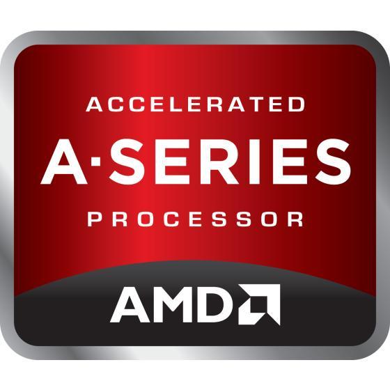 AMD A series A4-3400 2.7GHz 1MB L2 Prozessor AD3400OJZ22HX