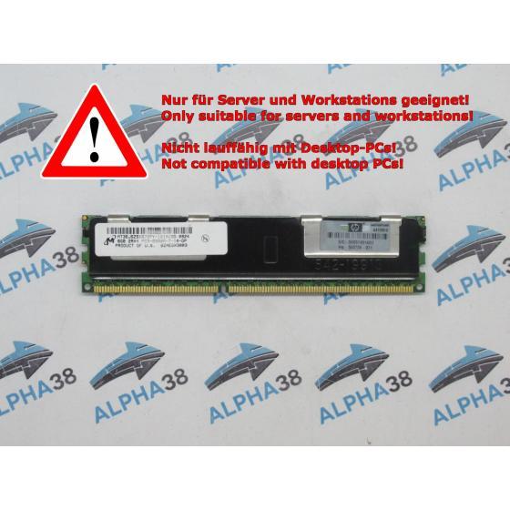 Micron 32 GB DDR3-1066 PC3-8500R MT36JSZS1G72PY-1G1A1DD